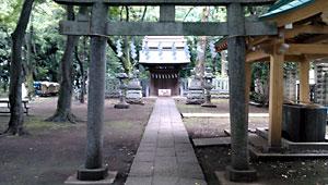 武蔵国府八幡宮