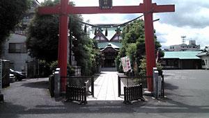 八幡神社・八雲神社