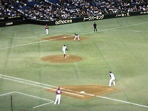 2012/06/27 日ハム×楽天戦