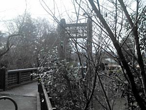 根川貝殻坂橋