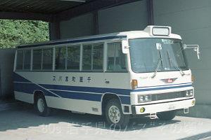 自家用バスなど>自治体バス