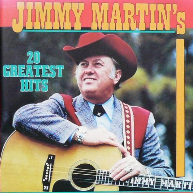 Jimmy Martin And The Sunny Mountain Boys Jimmy Martin And The Sunny Mountain Boys Sing