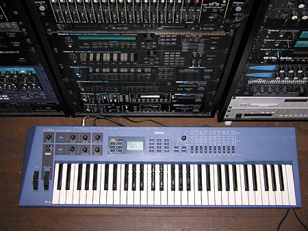 Synthesizer keyboards for Yamaha cs1x keyboard