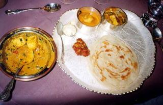 インドのカッテージチーズ、パニ...
