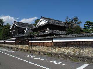 岐阜の民家