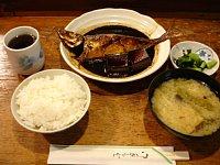 熱海 煮魚定食