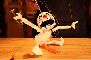 Marionette by Orangeparfait