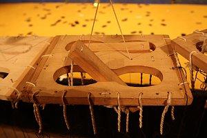 糸操り人形 手板
